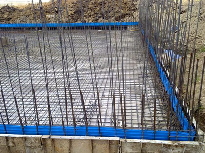 Swimming Pool Waterproofing System Types Of Waterproofing