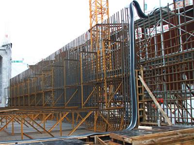Steel Side Waterstop Modification Of Rubber Waterstop
